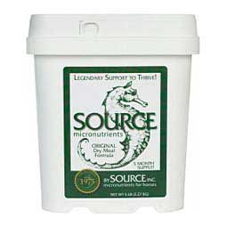 Source Micronutrients Original Dry Meal Formula for Horses